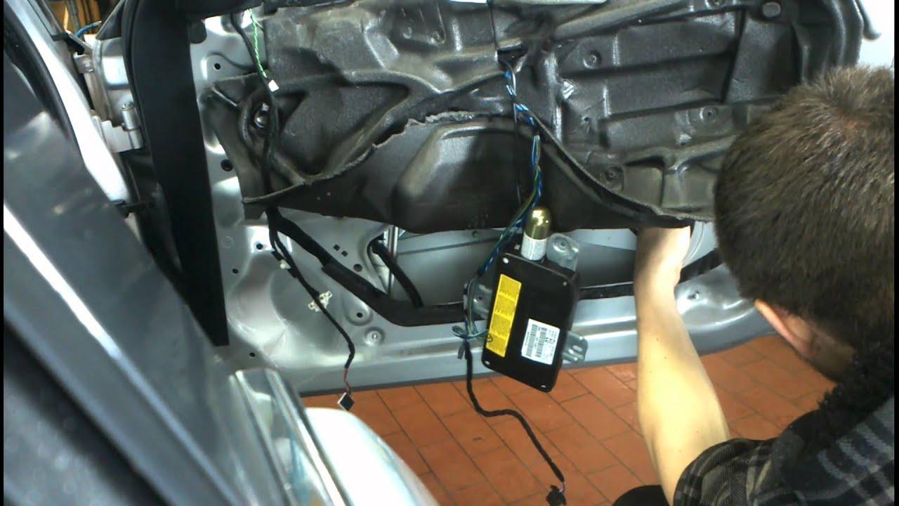 Bmw 3 Series E46 Front Door Trim Window Motor And