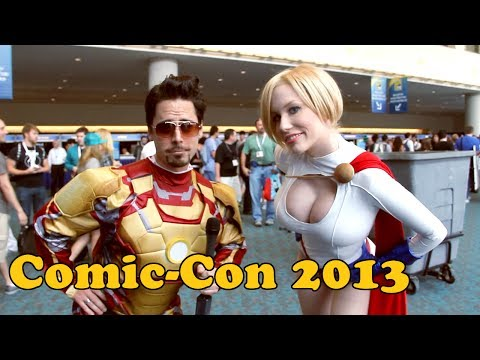 Comic-Con Cosplay Best Cosplay 2013 Edition,