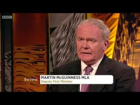 Martin McGuinness 'fed up' with Unionist response to Haass