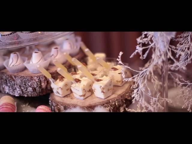 Зимове шишкове весілля Настя та Михайло