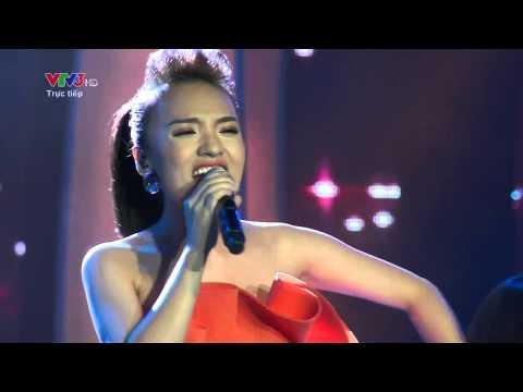 [LIVE] Vết Mưa - Nhật Thủy - Viet Nam Idol 2013 HD SUB