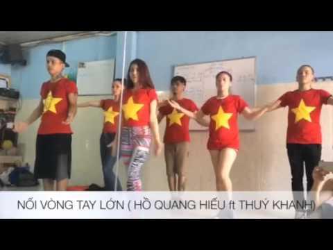 Tập nhảy Flashmob bài