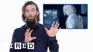 Movie Stunt Coordinator Breaks Down 'Atomic Blonde' Fight Scene | WIRED