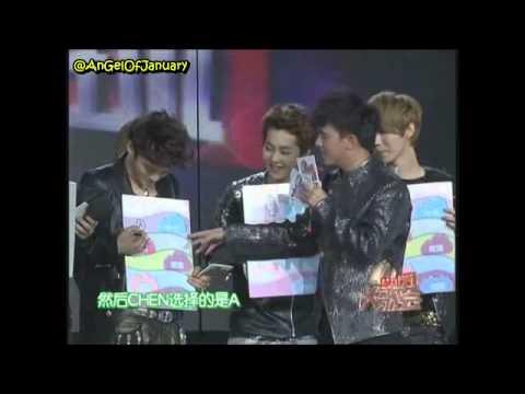 [Thai Sub]120729 EXO-M China Love Big Concert, คณะตลกEXO-Mเปิดคาเฟ่เรียกฮาอีกแล้วคร่า โรแมนติกแพนด้า ทั้งโดนแกล้ง...