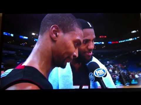 Chris Bosh Greatest PhotoBomb Compilation