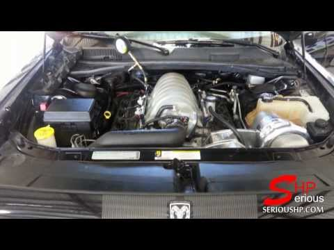 D1SC Stage II Procharger Supercharger Challenger SRT8 Engine Tuning 54