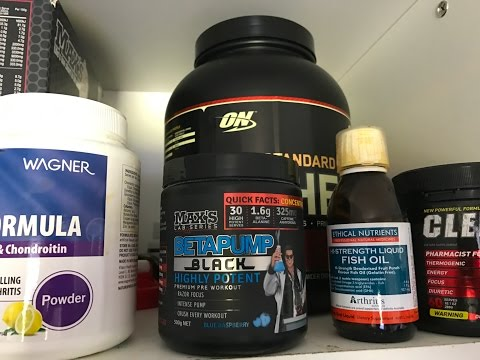 MAXS BETAPUMP BLACK PRE WORKOUT REVIEW