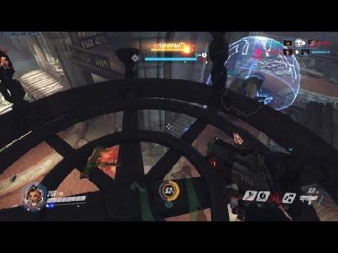 Overwatch: sombra  dance  off