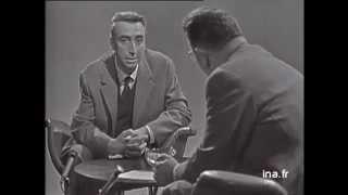 Roland Barthes Interview (Essais Critiques) 1964