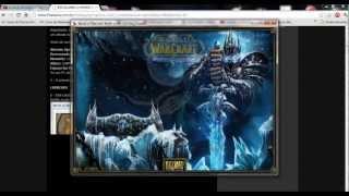 Como Baixar E Instalar World Of Warcraft (3.3.5a)