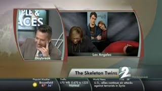 Reporter Epicly Fails at Interviewing Kristen Wiig