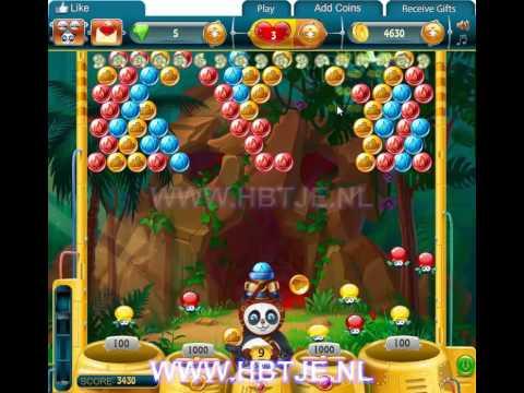 Bubble Origins level 3