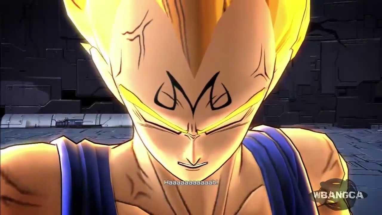 Dragon Ball Z: Battle of Z - Majin Vegeta's Final ...