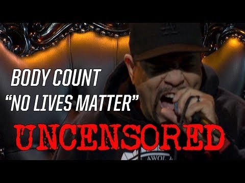 Body Count | 'No Lives Matter' UNCENSORED - 2017 Loudwire Music Awards