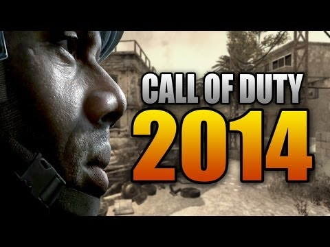 First Image of Call of Duty: 2014 Revealed!