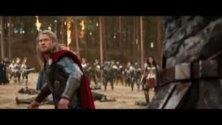 Thor: O Mundo Sombrio Trailer Oficial