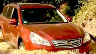 Subaru Legacy und Outback Motorvision stellt die Neuauflagen videos
