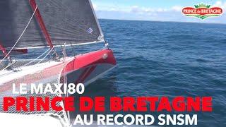 Prince de Bretagne au Record SNSM - Juin 2016