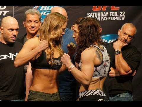 UFC 170 Highlights: Ronda Rousey vs Sara McMann