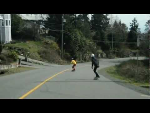 Longboarding / The Mysteries of Triangle Mountain