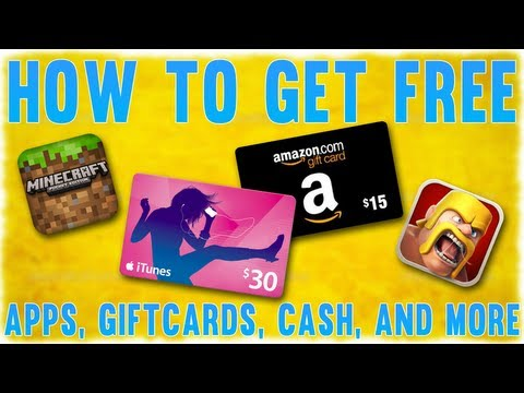 How To Get ANY App FREE - Plus Free Giftards and Cash with AppNana