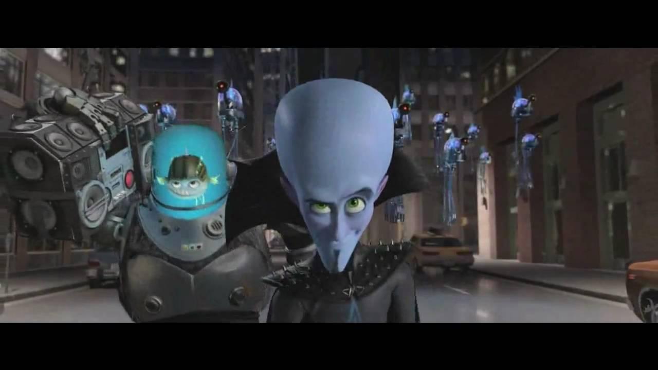 MegaMind - Teaser Trailer - Subtitulado - 720p HD - YouTube