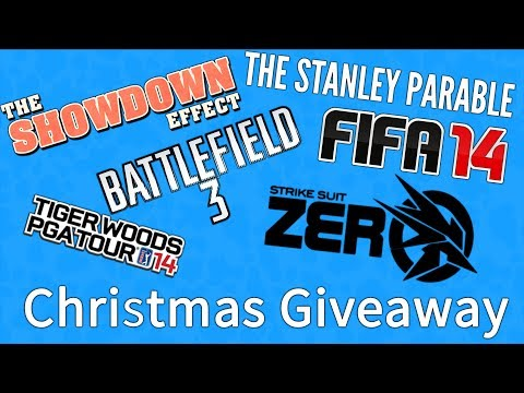 Christmas Giveaway - £345 Worth Of Games - Games For Christmas