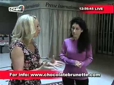 The Chocolate Brunette CHIN Interview July 2013