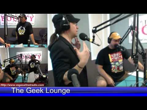The Geek Lounge EP# ACC  28 season one
