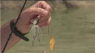 Fishing Lures & Baits : How To Work A Spinner Bait