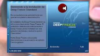 Como Instalar Deep Freeze