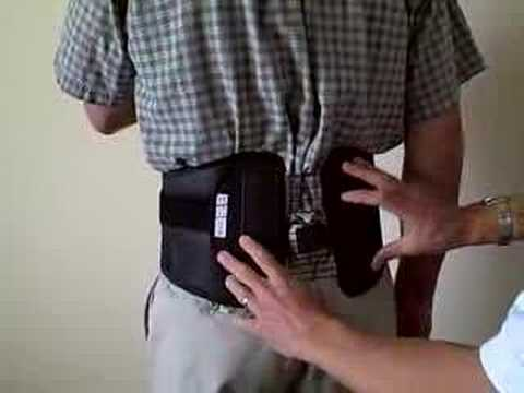 Cybertech SPINE Back Brace Video Review - www.DME-Direct.com