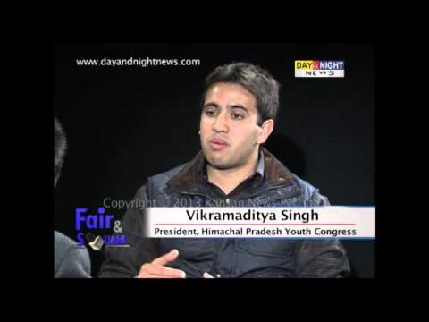 Fair & Square | Vikramaditya Singh | President | Himachal Pardesh Youth Congress | Promo 3