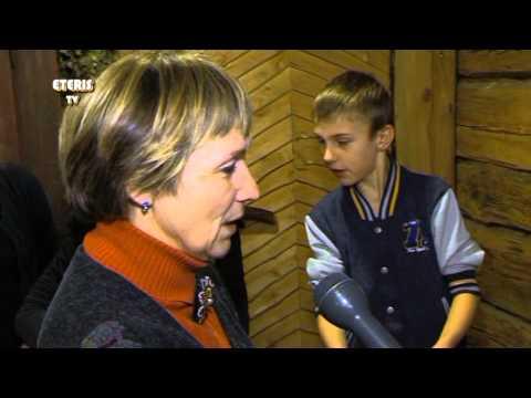 ETERIS TV 2014 02 25 Užgavėnių kaukių gaminimo užsiemimai