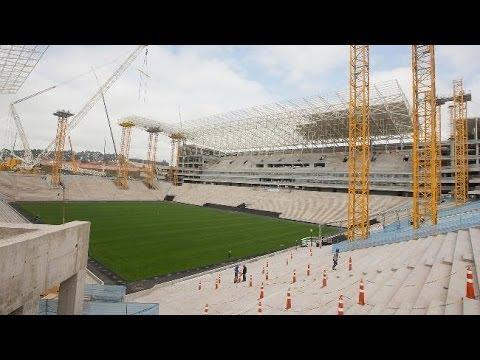 Worker Dies At Stadium Hosting World Cup Opener