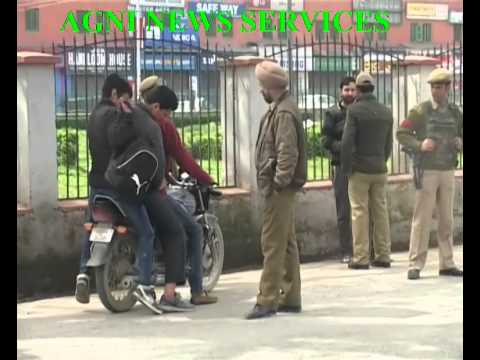 SRINAGAR .. NORMAL LIFE HIT DUE TO BANDH CALLED BY GEELANI