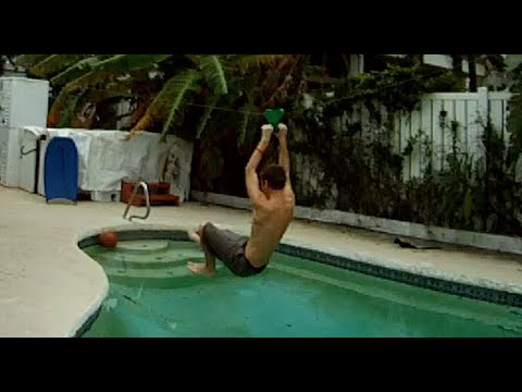 Ppjt epic zipline to pool fail who put that washing for Epic pool show