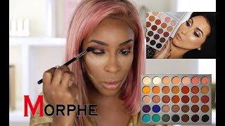 Jaclyn Hill x Morphe Palette: WYD?! | Jackie Aina