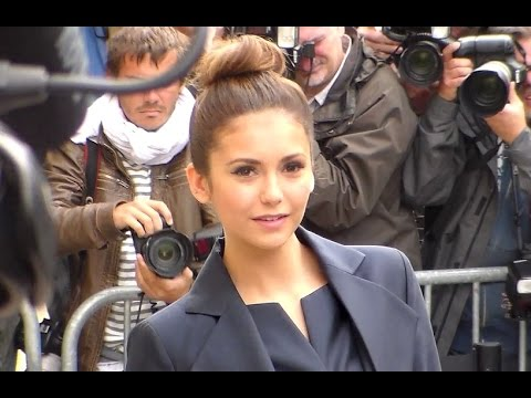 Nina DOBREV à Paris le 8 juillet 2014 Fashion Week Show Chanel July