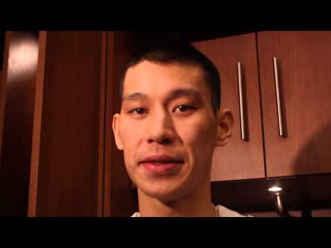 Jeremy Lin Interview after the Houston Rockets defeat the Memphis Grizzlies 100-92