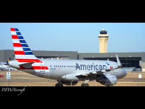 Plane Spotting Music Video - Dallas/Fort Worth International Airport