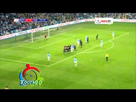 24-09-2013   Manchester City 5-0 Wigan Athletic