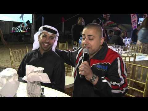 Ahmed Bukhatir Celebration UAE National Sports Day with HKSZ.TV