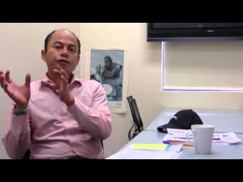 Interview with David Aung Myint Than-FMRC