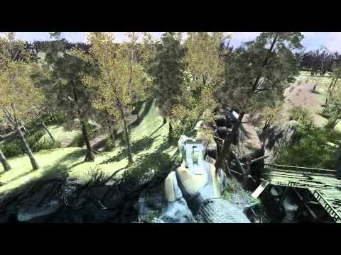 Creek - All Bounces Showcase (CoD4) (PC)