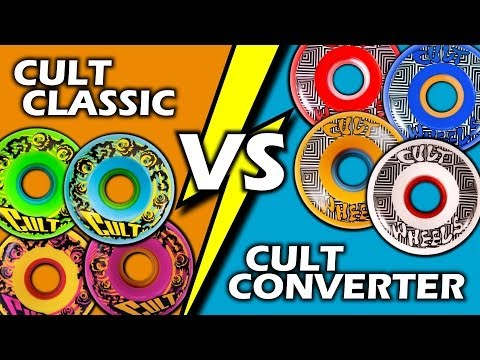 Cult Classic VS Cult Converter | Cult Wheel Review