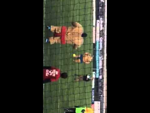 Sumo Soccer City Islanders