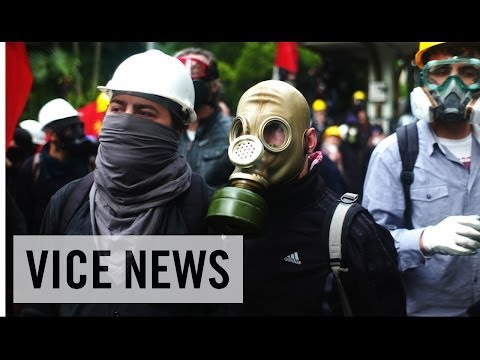 Turkey: May Day Protests Turn Violent