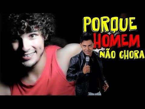 PORQUE HOMEM NÃO CHORA || Comentário Musical Não Famoso || Pablo do Arrocha