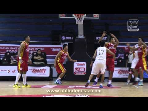 Highlight NBL INDONESIA 2013-2014 Rookie : Arif Hidayat